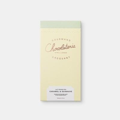 Tablette Lait Grand Cru Caramel Guimauve