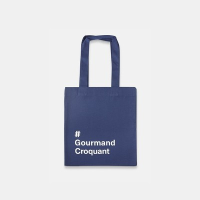 Tote-Bag GourmandCroquant