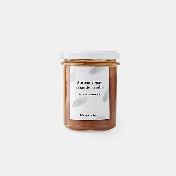 Abricot Rouge du Roussillon Amande Vanille