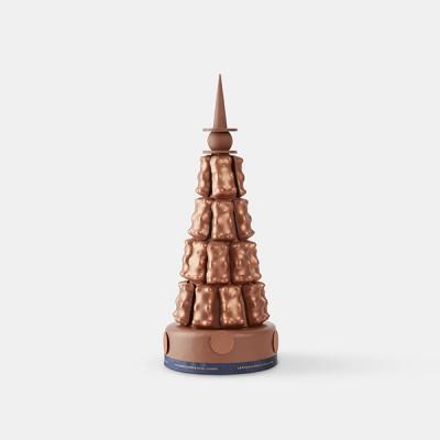 Pyramide Oursons de Noël