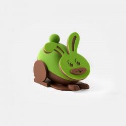 Lapin Hop Hop Hop Vert