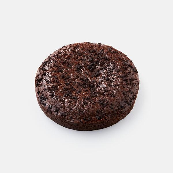 Basque Chocolate Cake