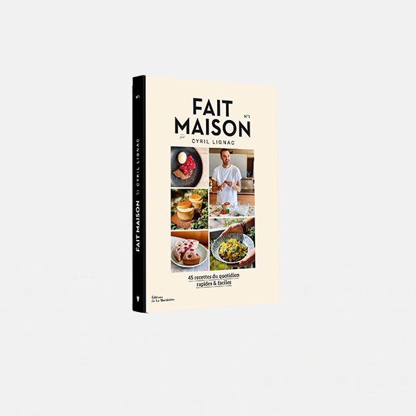 """Book """"Fait Maison n°1"""""""
