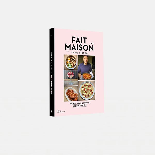 Book Fait Maison n°2