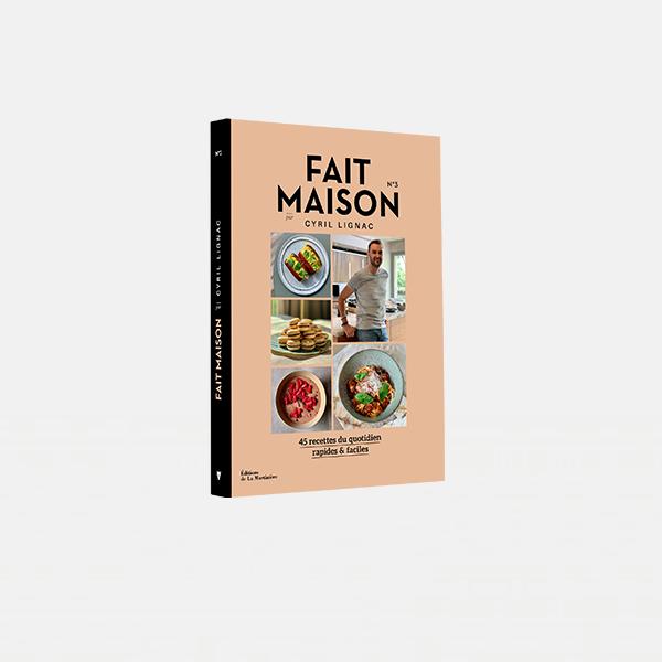 Book Fait Maison n°3