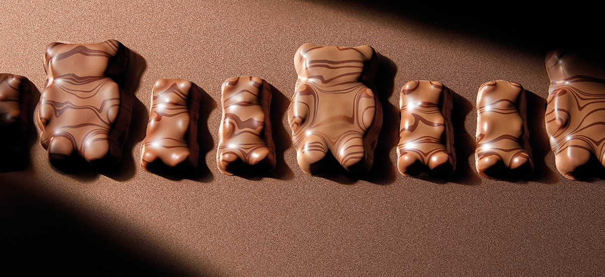 Christmas chocolates Cyril Lignac