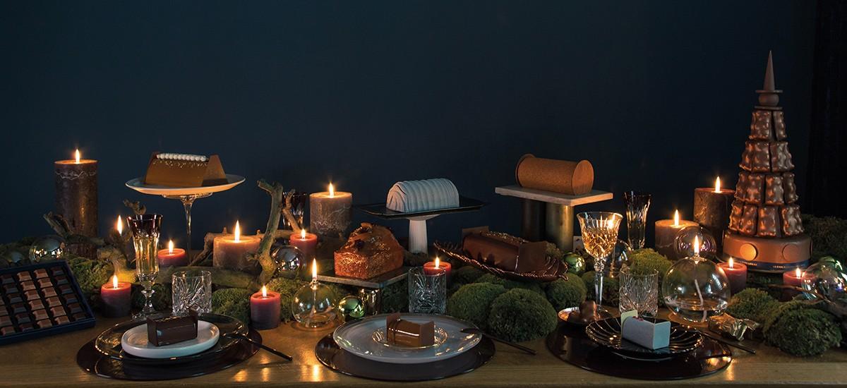 Christmas Collection Cyril Lignac